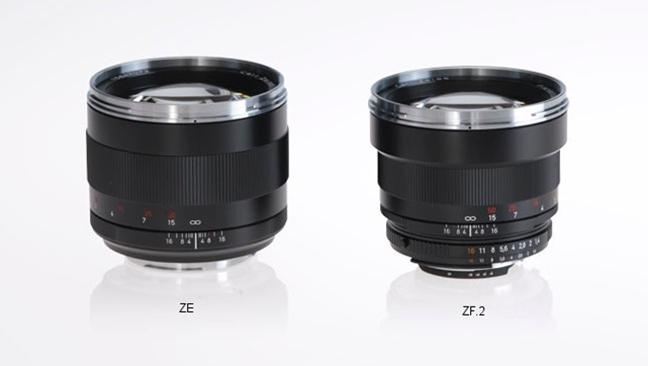 Zeiss Planar T* 85mm f1.4 Lens 11