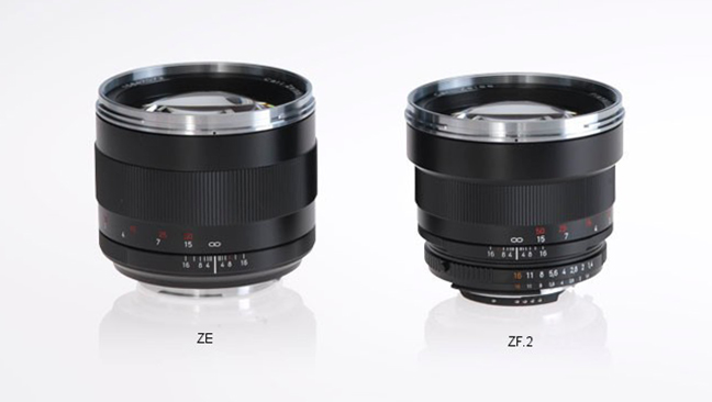 Zeiss Planar T* 85mm f1.4 Lens 11