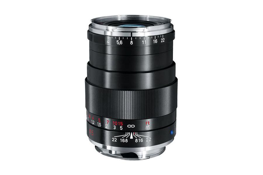 Zeiss Tele-Tessar  T* 85mm f4 ZM Lens 01