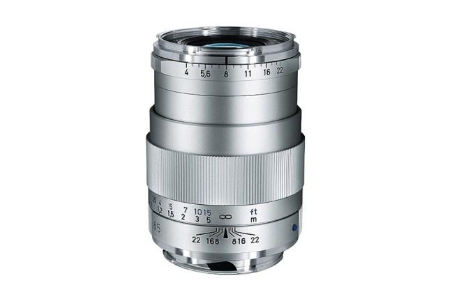 Zeiss Tele-Tessar T* 85mm f4 ZM Lens 02