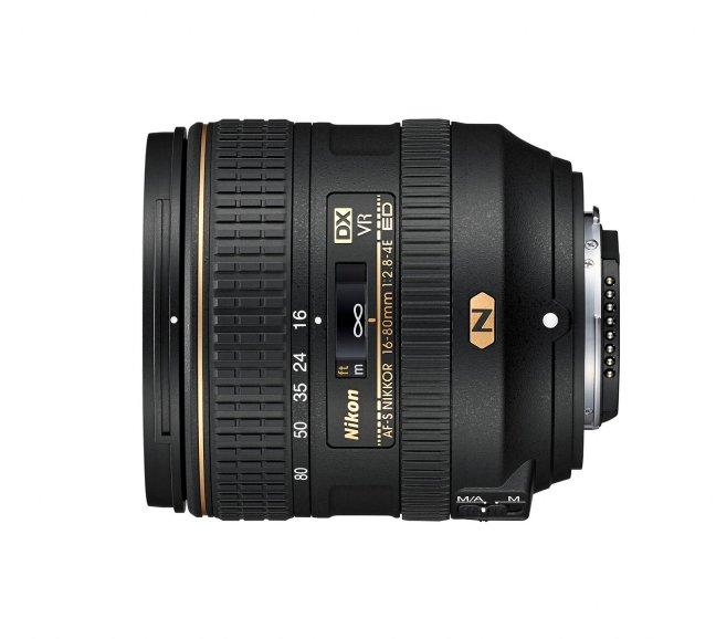 Nikon AF-S DX NIKKOR 16-80mm f2.8-4E ED VR Lens 02