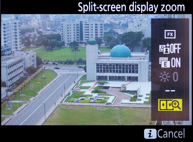 Nikon D810 Liveview 05