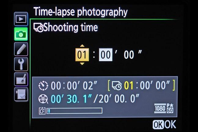 Nikon D810 Menu 04