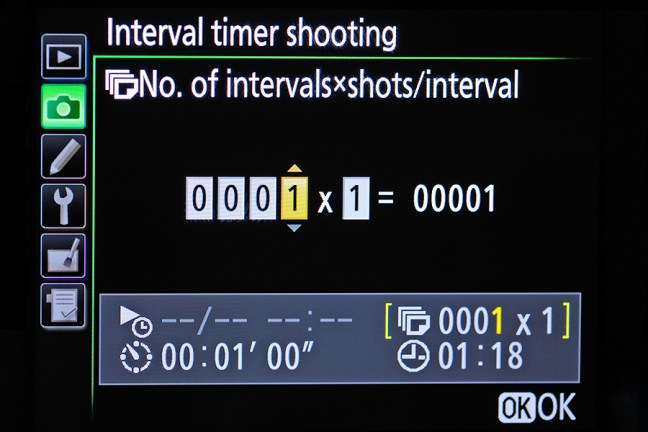 Nikon D810 Menu 06