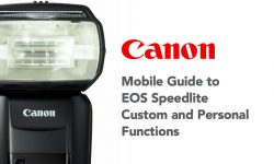 Mobile Guide to Canon Speedlite