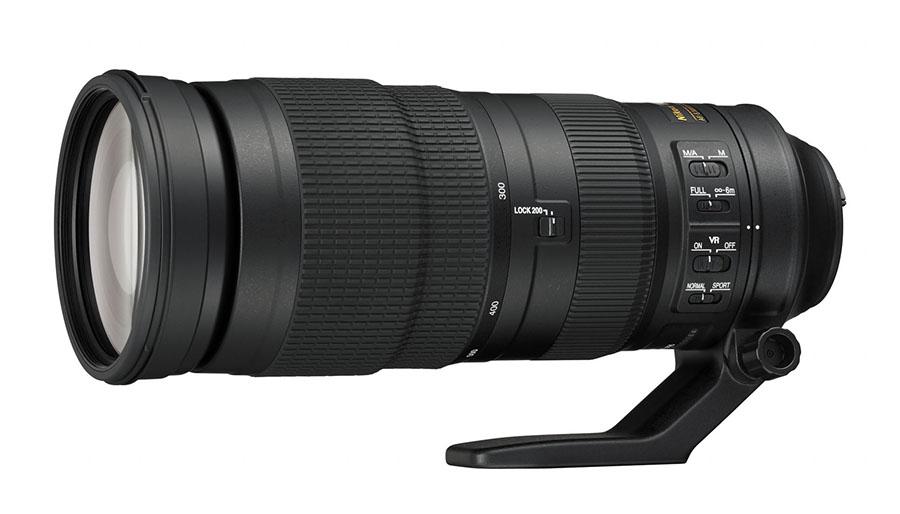 Nikon AF-S NIKKOR 200-500mm f:5.6E ED VR Lens 01