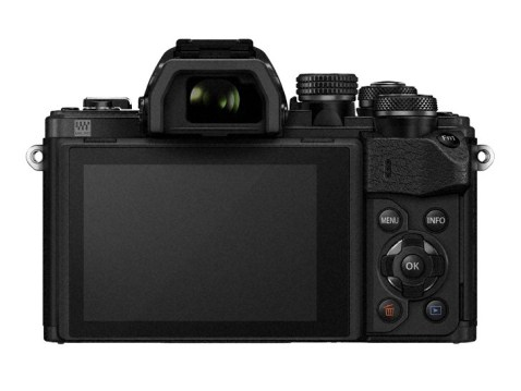 Olympus OM-D E-M10 Mark II Back