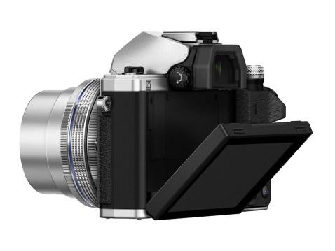 Olympus OM-D E-M10 Mark II - LCD