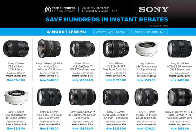 Sony Deal