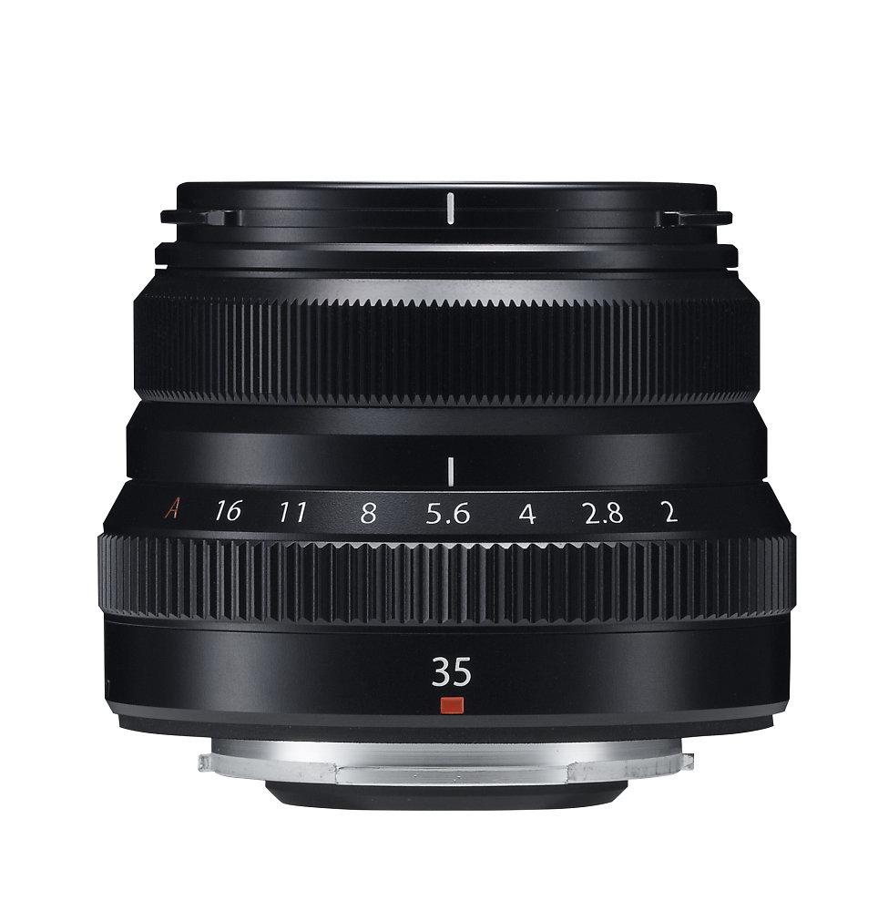 FUJINON XF 35mm f:2 R WR - Black