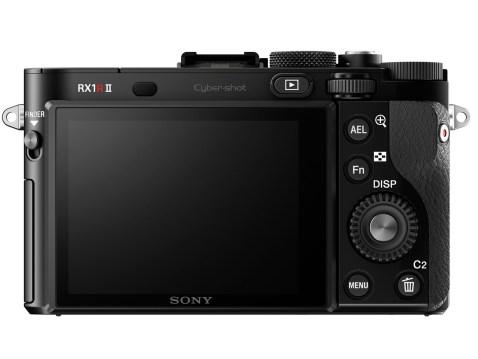 Sony Cyber-shot RX1R II - BACK