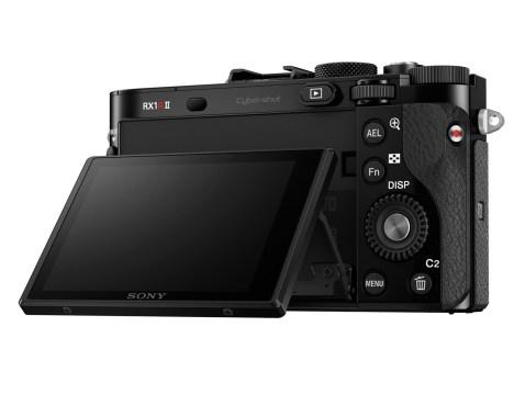 Sony Cyber-shot RX1R II - LCD