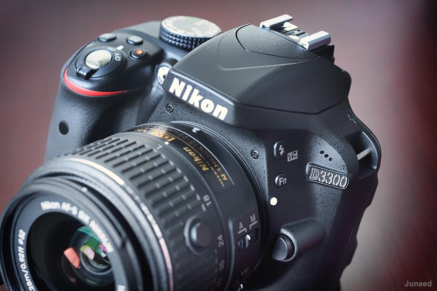 Nikon D3300 Dynamic Range & ISO Performance Test