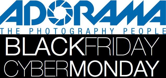adorama-black-friday- cyber-moday-deals