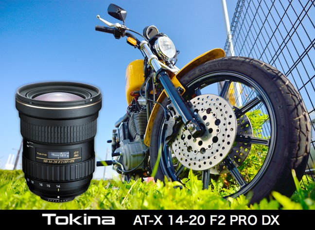 Tokina AT-X 14-20mm F2 PRO DX Lens 03