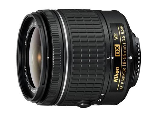 AF-P DX NIKKOR 18-55mm f:3.5-5.6G VR
