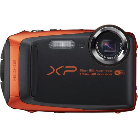 Fujifilm FinePix XP90 - Orange