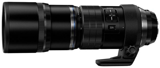 Olympus M.Zuiko Digital ED 300mm f4.0 PRO Lens
