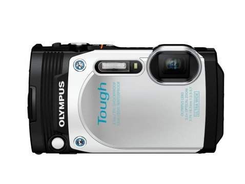 Olympus Stylus Tough TG-870 _ white