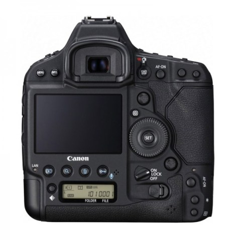Canon EOS-1D X MARK II - Back