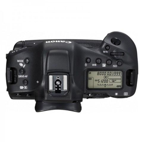 Canon EOS-1D X MARK II - top
