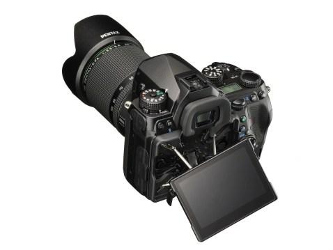 PENTAX K-1 - LCD 2