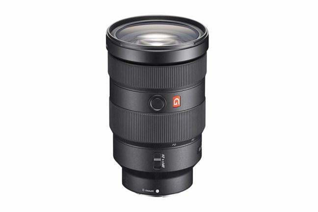 Sony FE 24-70mm f2.8 GM SEL2470GM Lens 01