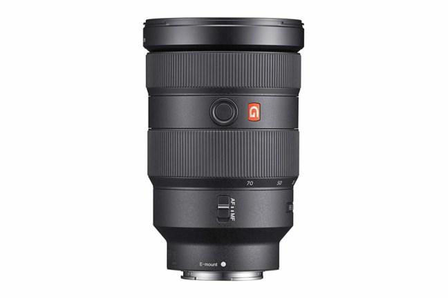 Sony FE 24-70mm f2.8 GM SEL2470GM Lens 02