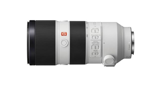 Sony FE 70-200mm f2.8 GM OSS SEL70200GM Lens 03