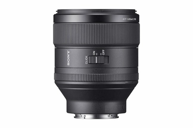 Sony FE 85mm f1.4 GM SEL85F14GM Lens 03