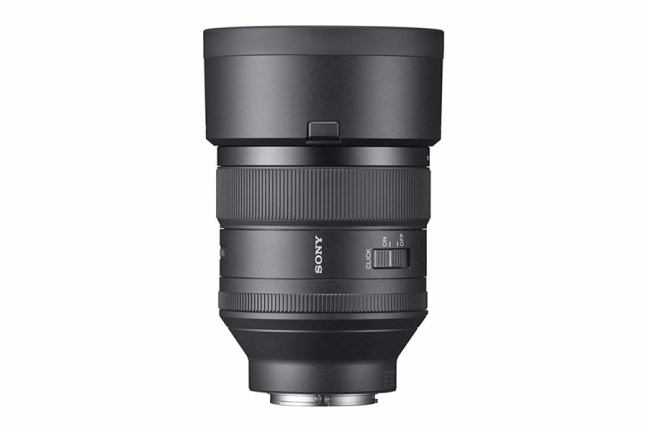 Sony FE 85mm f1.4 GM SEL85F14GM Lens 04