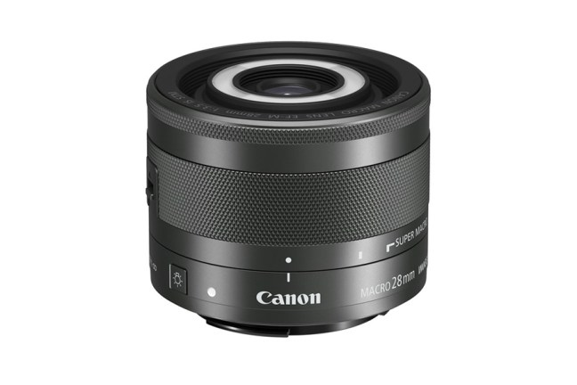 Canon EF-M 28mm f3.5 Macro IS STM 1