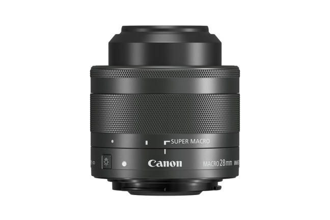 Canon EF-M 28mm f3.5 Macro IS STM 6