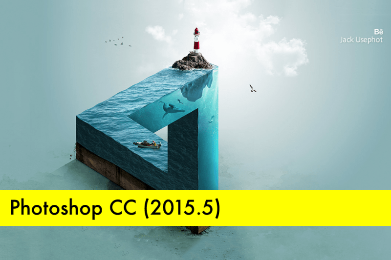 Photoshop CC (2015.5)