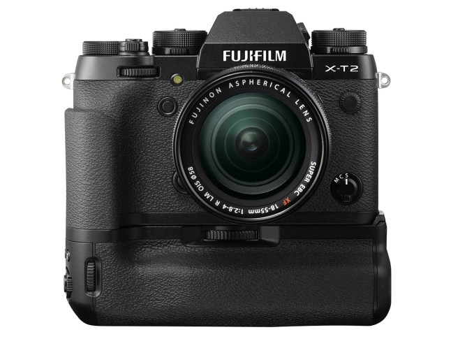 FUJIFILM X-T2 with Drive