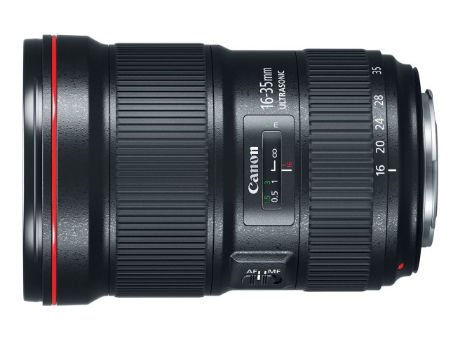 Canon EF 16-35mm f:2.8L USM III Lens 3