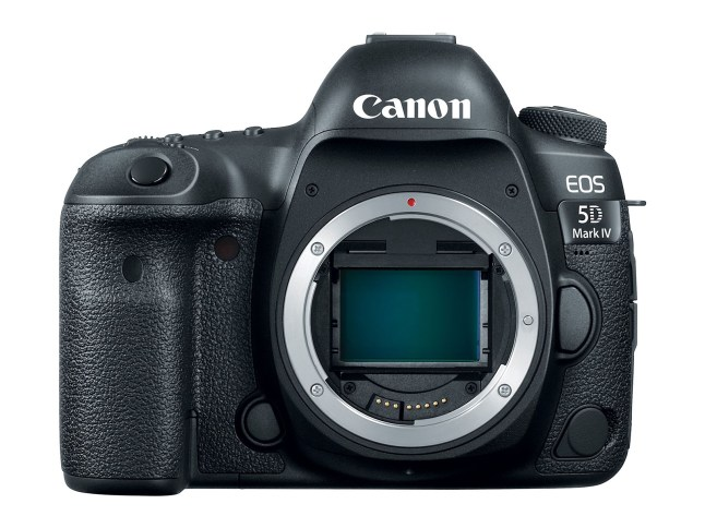 EOS 5D Mark IV -Front