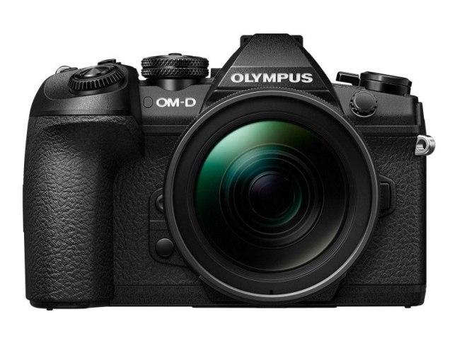 olympus-om-d-e-m1-mark-ii-front
