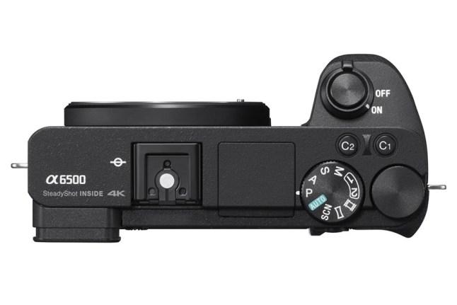 Sony α6500 (model ILCE-6500)