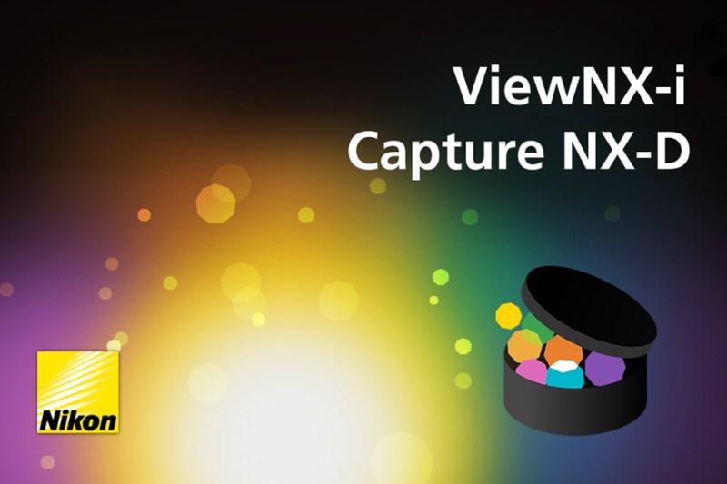 Nikon Capture NX & ViewNX