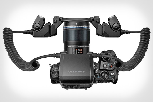 Olympus Macro Flash Set STF-8