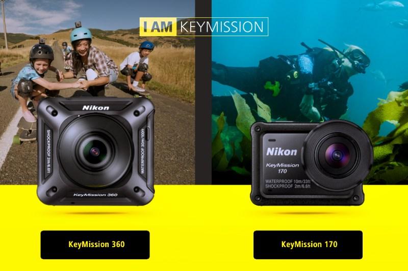 Nikon KeyMission 170 360
