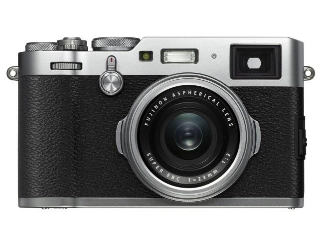 Fujifilm X100F Front 1