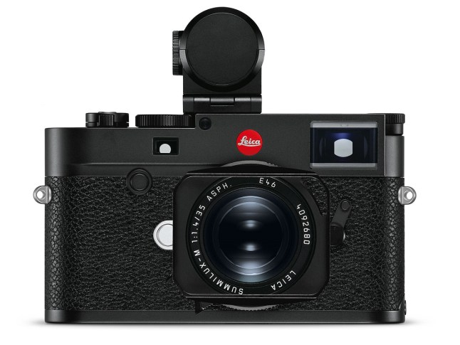 Leica M10 - Front