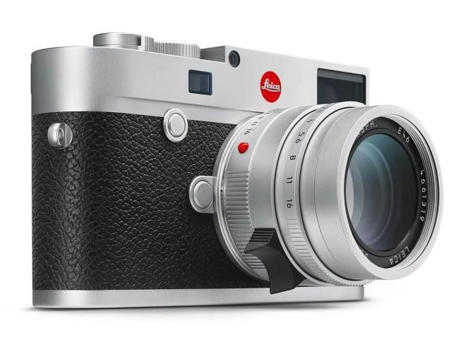 Leica M10 - Side
