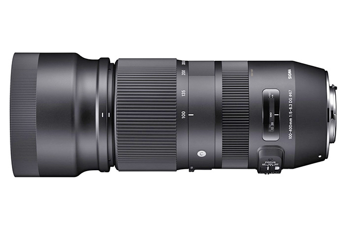 new sigma 100 400mm f5 6 3 dg os hsm contemporary telephoto zoom lens digital photography live. Black Bedroom Furniture Sets. Home Design Ideas
