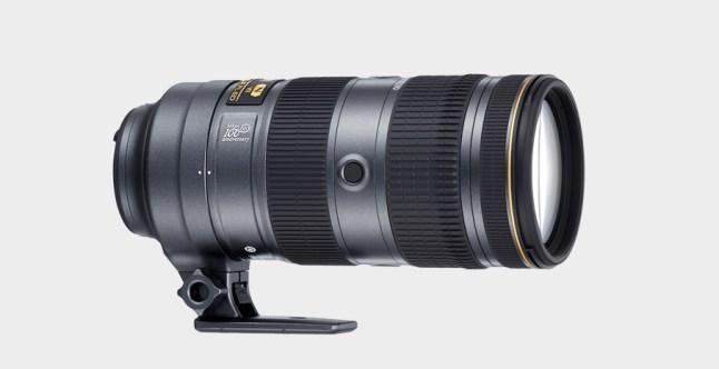Nikon 70-200 100th Anniversary Edition