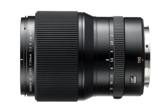 Fujifilm FUJINON GF 110mm F2 R WR LM Lens