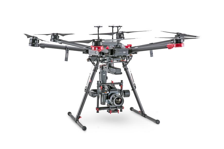 World's First 100 Megapixel Aerial Photography Platform