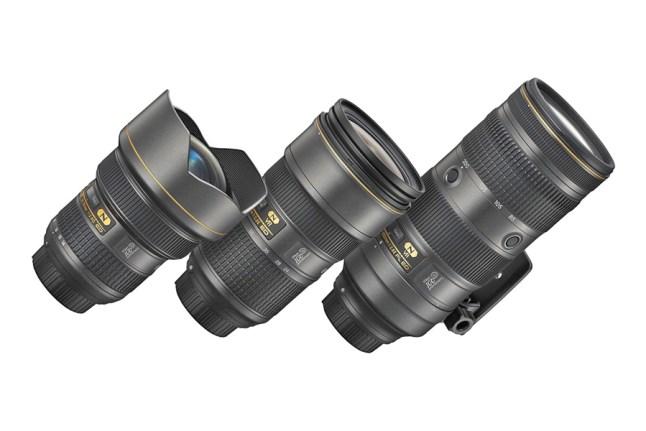 NIKKOR Triple F2.8 Zoom